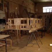 Carpinteria en la Rambla