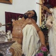 Besapie Cristo de la Salvacion