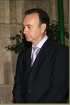 D Antonio Gonzalez Cabrerizo Ex Hermano Mayor De Nuestra